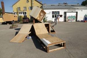 Nomadic Sculpture 2